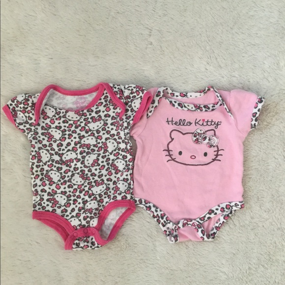 79e98d4ef Hello Kitty One Pieces | Bundle Of Onesies | Poshmark